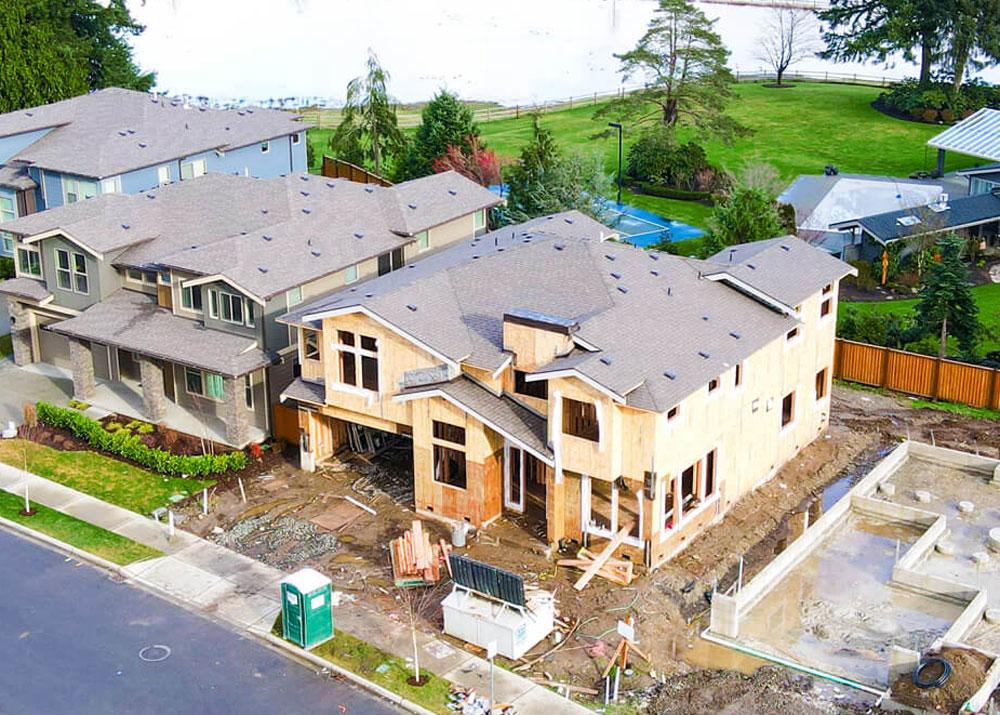 Meadowleaf Homesite 211 - Aerial View