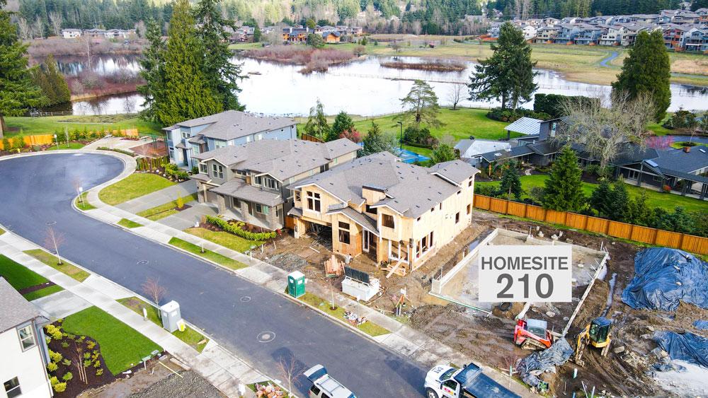 Meadowleaf Homesite 210